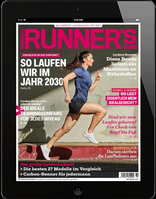 RUNNER'S WORLD digital